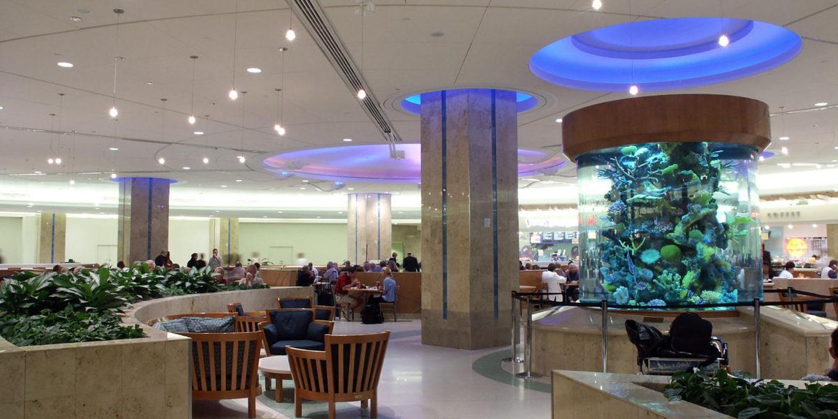 Orlando Convention Center Food Court