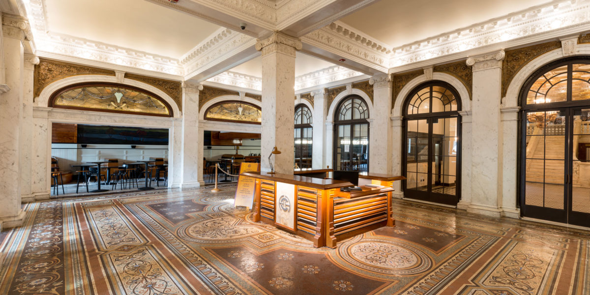 Chicago athletic association hotel schuler shook for Boutique hotels chicago michigan avenue